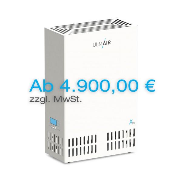 Luftreiniger X200 - bis 200m²